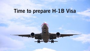 Time to Prepare H-1B Visa