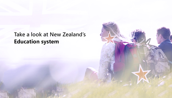 Take a look at New Zealand's education system