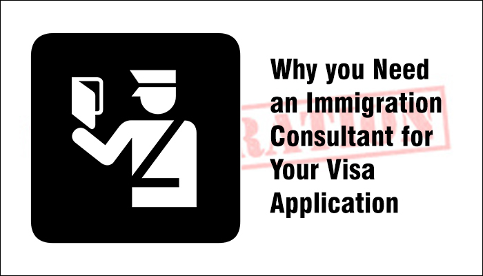 Why you Need an Immigration Consultant for Your Visa Application