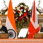 A New Problem Arising from Migrating to the UK from Indiaa