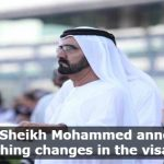 UAE - Sheikh Mohammed announces far-reaching changes in the visa system